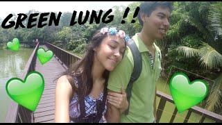 "Our escape to ""Green Lung"" (Bang Krachao)"