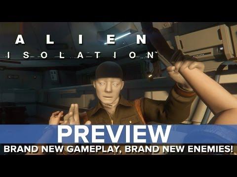 Alien: Isolation - Preview (E3 2014) - Eurogamer
