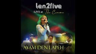 Gambar cover Ten2Five - Ayam Den Lapeh (LIVE At The Cinema) (Official Video)