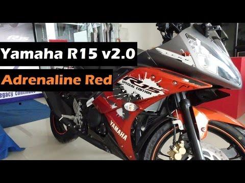 yamaha r15 version 2