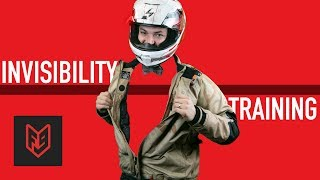 Invisibility Training for Motorcyclists