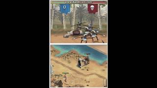 Age of Empires Mythologies DS: Egyptian Campaign IV