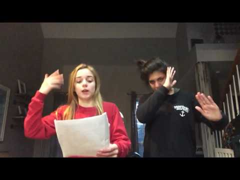 My actually amazing Spanish song for ER and IR verbs