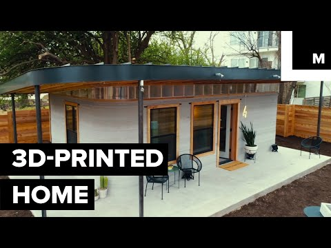 These homes are proof that 3D printing could help resolve