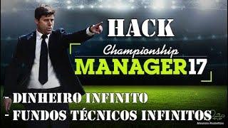 Mod / Hack Para CM 17 | Championship Manager 17 - Dinheiro Infinito !