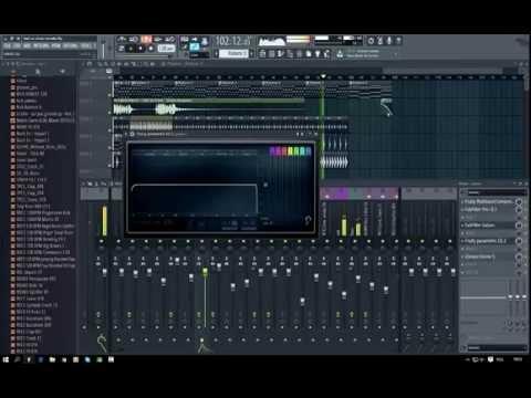 Calvin Harris - Feel so Close Full Remake !!! Fl Studio 12 FLP
