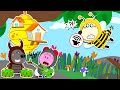Wolf Family⭐️ Wolfoo's Adventure Into the Insect World #3 - Funny Stories for Kids | Kids Cartoon
