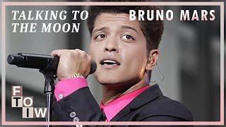 Bruno Mars - Talking To The Moon (Lyrics) HD