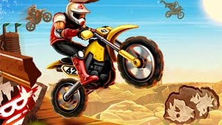 Bike Rivals • Gameplay by Mopixie.com