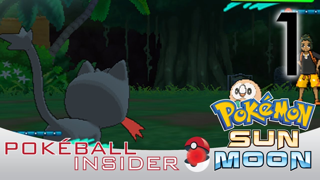 how to leave melemele island pokemon