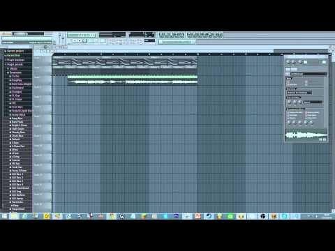 FLStudio How To Speed Up MP3 Tutorial
