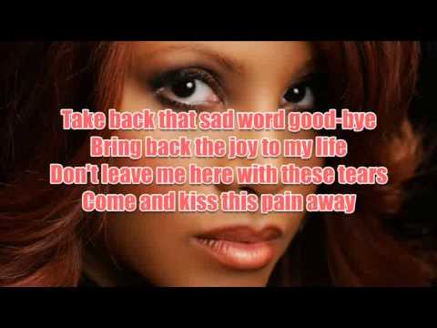 Toni Braxton - Un-Break My Heart with Lyrics