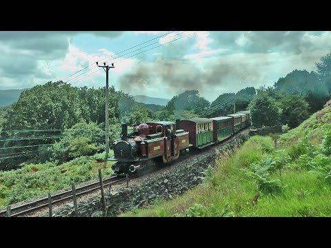 Ffestiniog Railway - 8.8.16