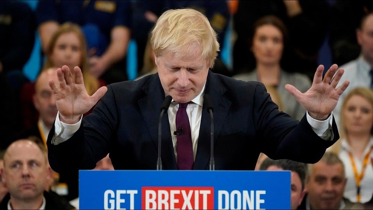 Brexit is now 'irrefutable': Boris Johnson
