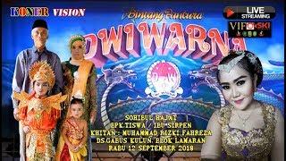 Live Streaming DWI WARNA Pentas.Malam.Ds.Gabu Kulon, Blok Lamaran, Rabu 12 September 2018