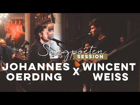 Johannes Oerding X Wincent Weiss - Hier Mit Dir (Songpoeten Session)
