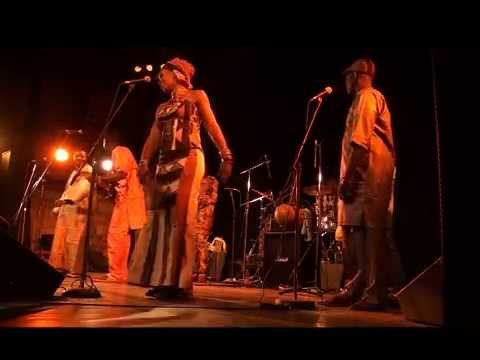 Mali concerto Bamako 1° parte