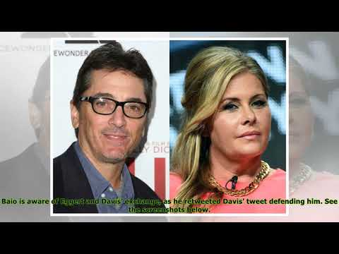 Nicole Eggert Reveals Josie Davis Texts About Scott Baio Alleged Misconduct After Davis' Denial