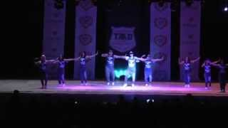 Riddle Crew -TAAD 2014 4to puesto HIP-HOP DANCE NIVEL AVANZADO