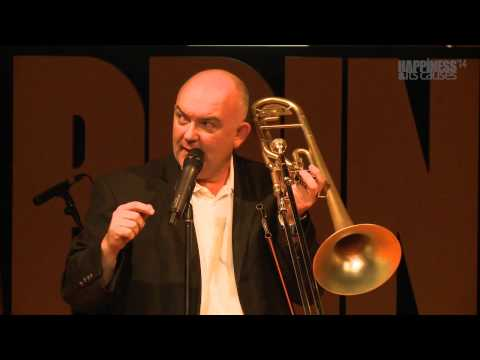 The magic of music with James Morrison at Happiness & Its Causes 2014