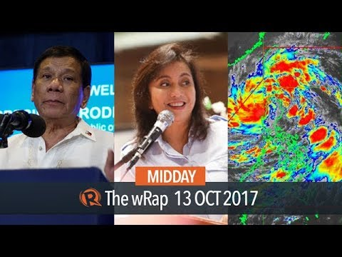 Pulse Asia survey, SWS survey, Odette | Midday wRap
