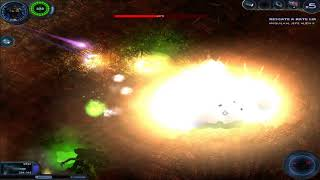 Alien Shooter Vengeance. Mission 15 Alien Boss (Impossible)