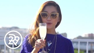 Jenn Im Makes The French 75 Cocktail