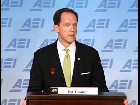 Toomey on his Debt Limit Bill