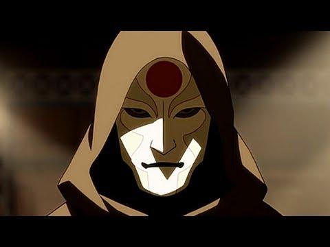 Avatar legend of korra discussion spoilers ending energy bending