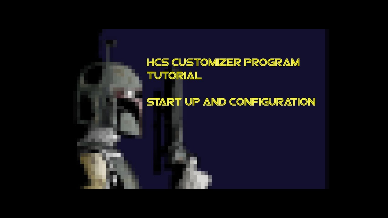 HCS Customizer Program