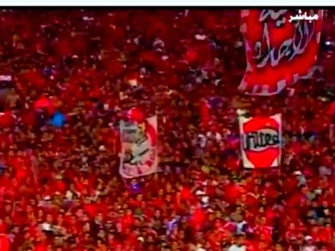video wydad 2016