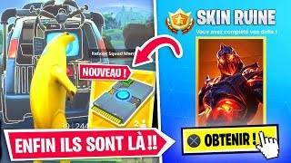 "VOICI HOW HOW TO GET THE SKIN ""RUIN"" - BIG AD on FORTNITE"