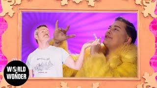 SPOILER ALERT: RuPaul's Drag Race UK Extra Lap Recap: Series 1 Episode 5