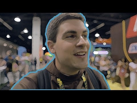 What is a PRIEST doing at VidCon??