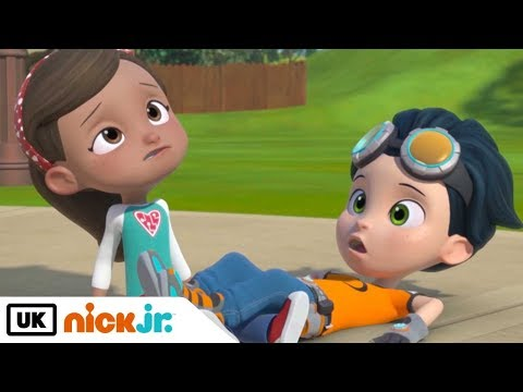 Rusty Rivets  Best Friends  Rusty & Ru  Nick Jr UK