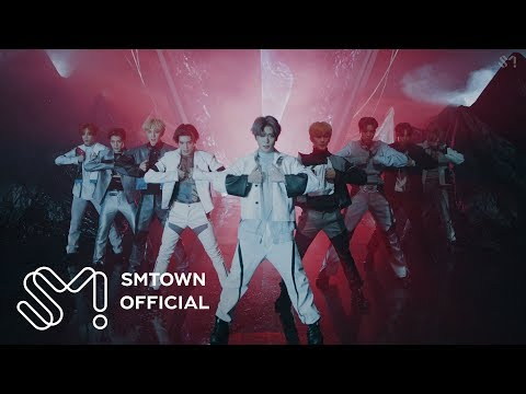 NCT 127 엔시티 127 \'Superhuman\' MV