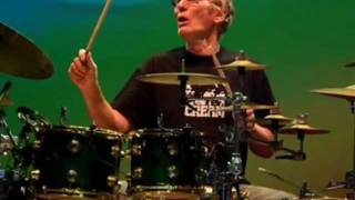 Ginger Baker     Drummer For Cream !