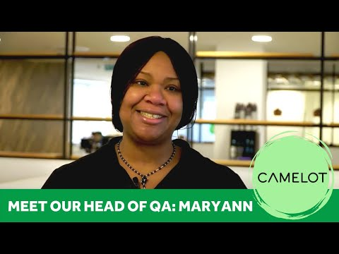 Meet our Head of QA: Maryann