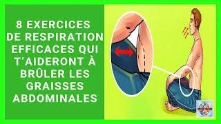 8 exercices de respiration efficaces qui t'aideront à brûler les graisses abdominales
