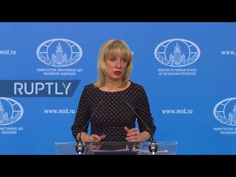 Russia: Skripal being used to escalate 'anti-Russian campaign in Western media' – Zakharova