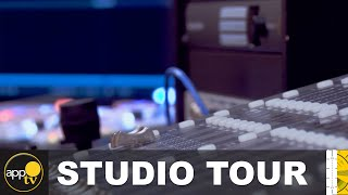 AppTV: Studio A Introduction and Equipment Tour