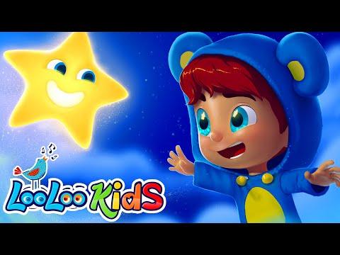 Twinkle, Twinkle, Little Star - Songs for Children | LooLoo Kids