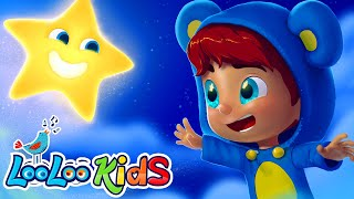 Twinkle, Twinkle, Little Star - Songs for Children | LooLoo Kids thumbnail