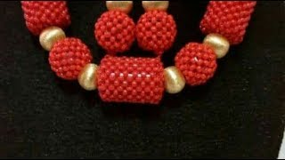 the tutorial video on how to make the new ball bead