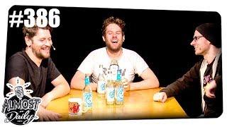 Schlafen, Hungern & Fliegen | Almost Daily #386 mit Simon, Florentin & Gregor