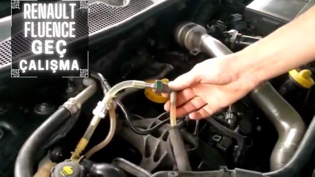 Cekvalf Nedir Nereye Takılır? Aracım Orjinal Halindeyken Benzinle Nasıl Sorunsuz Calışırdı? Reno 9