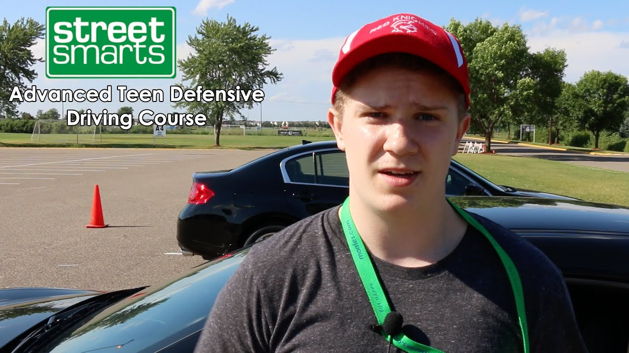 Defensive driving course teen