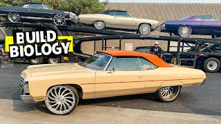 homepage tile video photo for 1,200whp Donk Sitting on 405s?? Country C's '73.5 Caprice, AKA the Carolina Cantaloupe