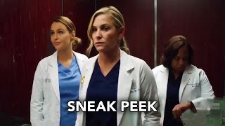 "Grey's Anatomy 13x10 Sneak Peek #2 ""You Can Look (But You'd Better Not Touch)"" (HD)"