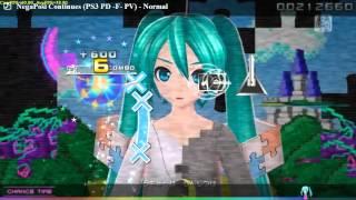 Hatsune Miku Project Diva Pc 3.4 (HD v1.4) gameplay 15